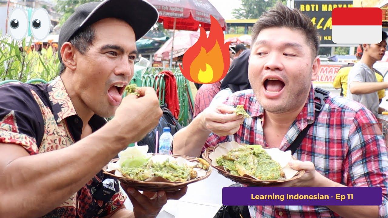 Mencicipi Makanan PALING PEDAS Di Jakarta? 🇮🇩 STREET FOOD ! #jakartafood #makanpedas #makanan