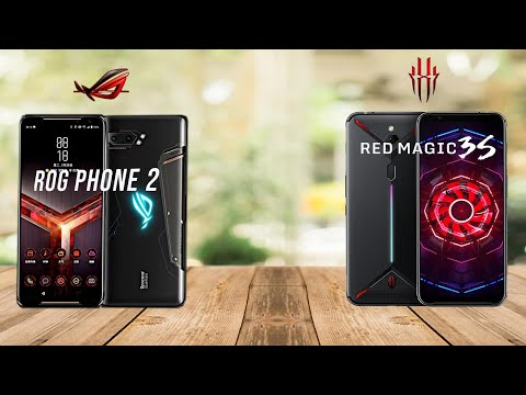Red Magic 3s || Asus ROG Phone 2 || Full Review || Comparison || Tag to Tech