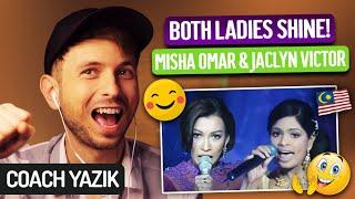 Download YAZIK reacts to CINTA - Misha Omar & Jaclyn Victor
