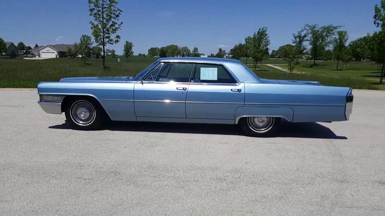 1965 Cadillac Sedan Deville Ebay No Reserve Auction Youtube 1973 Toyota Land Cruiser