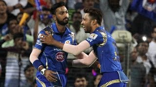 MI v DD: Hardik And I Can't Stay Without Each Other - Krunal Pandya