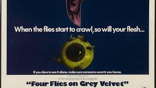 Exploring Dario Argento- Four Flies On Grey Velvet (Spoiler Discussion)