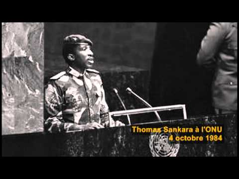 Discours historique de Thomas Sankara à l'ONU (4 octobre 1984)