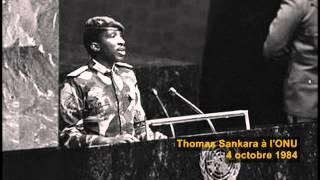 Discours historique de Thomas Sankara à l