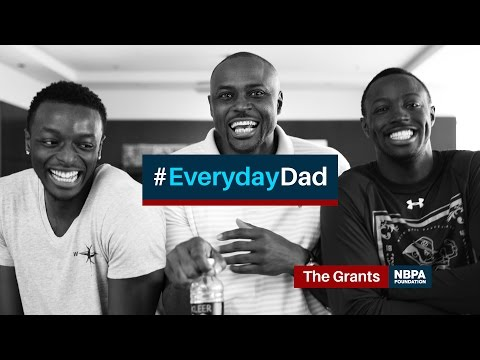 Harvey Grant - #EverydayDad