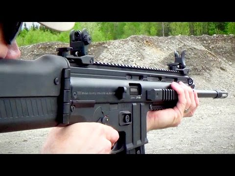 ISSC Mk22 - Gravel Pit Review