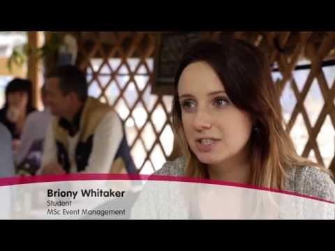 MSc Events Management at UWE Bristol
