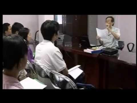 [DAIBIO] GS Lê Khánh Bằng ở DAIBIO dạy tiếng Anh bằng THIỀN