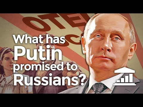 Why is PUTIN so POPULAR in RUSSIA? - VisualPolitik EN