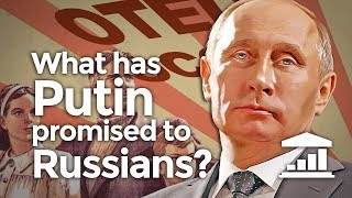 Why is PUTIN so POPULAR in RUSSIA? - VisualPolitik EN