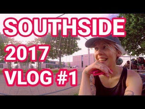 SOUTHSIDE VLOG Tag 1 - Anreise Chaos & Mitternachtsformel || Schruppert