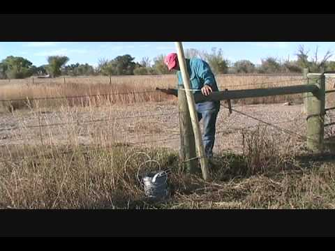 farm fence gate. How To Build A Wire Fence Gate Farm
