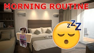 WAKE UP! | Morning Routine (Roblox)