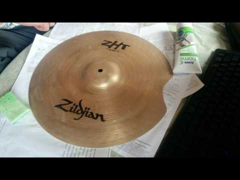 cleaner zildjian zht for amway part1