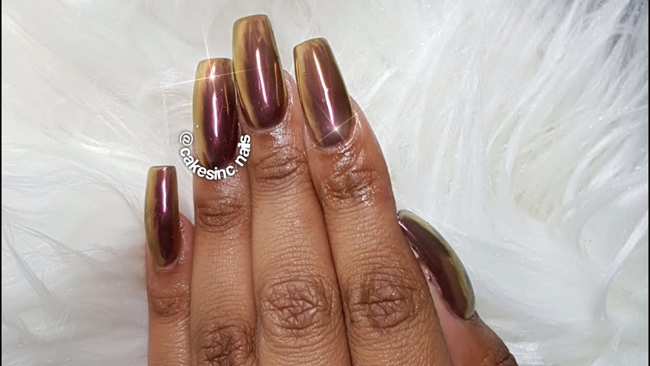 HOW TO: fix your own acrylic nails | CAKESINC.NAILS - YouTube