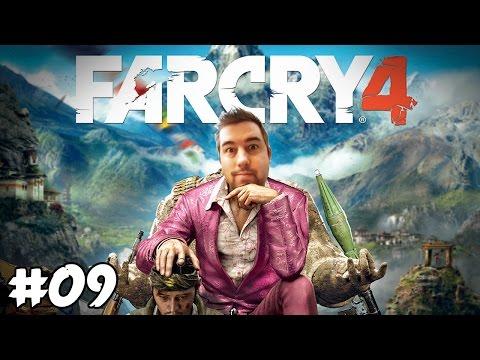"FAR CRY 4 Walkthrough Gameplay Ep 09 - ""Redneck TNT Fishing!!!"""