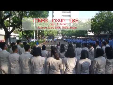 Mars INSAN OKE (Paduan Suara Garuda Swara Analitika SMK-SMAKBO Bogor)