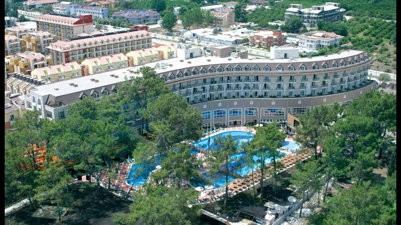 Amara Wing Resort Comfort Hotel Kemer Turkey