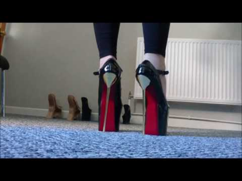 Walking in extreme high heels from YouTube · Duration:  4 minutes 55 seconds