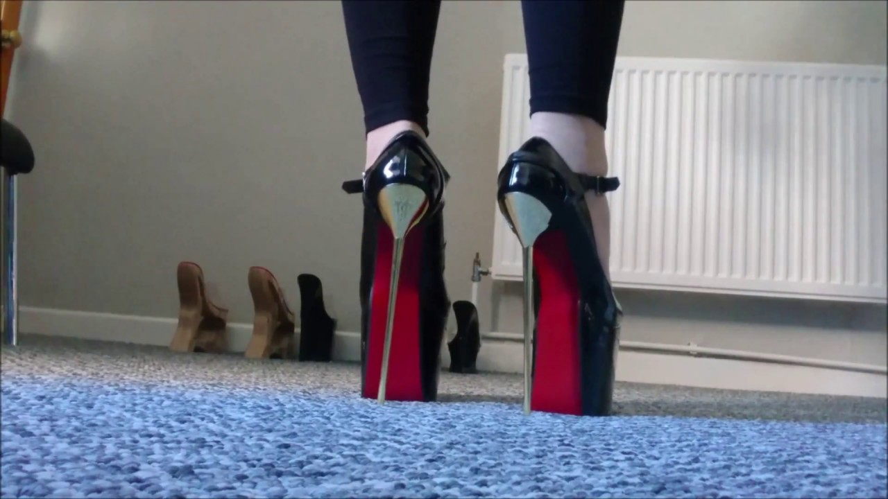 most extreme high heels