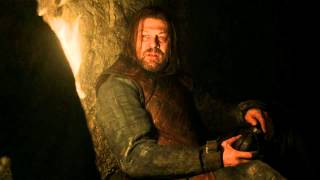 """Game of Thrones - Eddard Stark - """"You think my life is some precious thing to me?"""""""