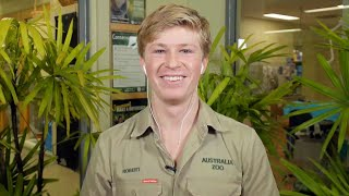 Robert Irwin on Sister Bindi as a Mom and What He Learned From Late Dad Steve (Exclusive)