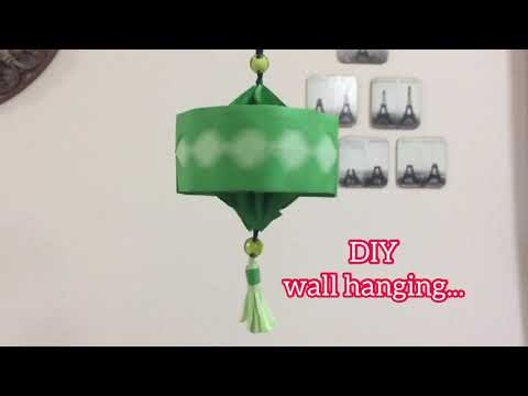 diy-wall-hanging-|-paper-craft-|-home-decor