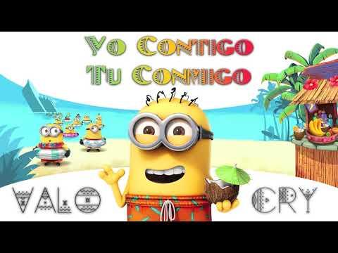 YO CONTIGO, TU CONMIGO - VALO & CRY Cover