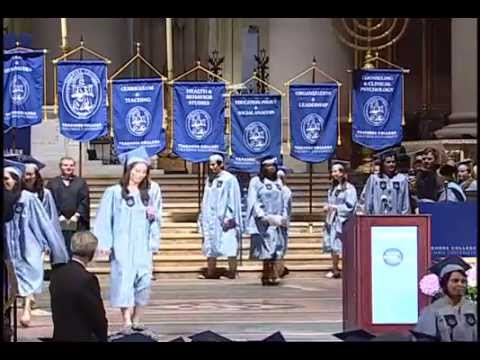 Whole Ceremony: 2014 Masters Convocation I