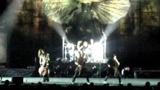 Apocalyptica - At The Gates Of Manala (Live in Mexico Auditorio Nacional 10-01-12)