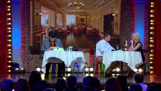 Вчителька української мови в ресторані | Мамахохотала-шоу