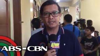 #Halalan2018: Mayor Estrada expected to cast vote in Manila school