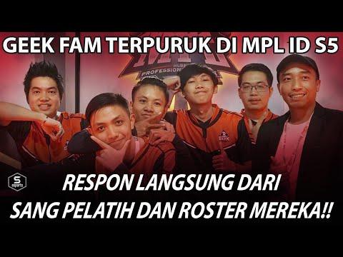 Mengapa GEEK FAM Bermain Jelek Di MPL ID 5? RESPON COACH & Pro Players! | Sports Pilihan Indonesia