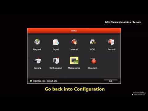 Solution: hikvision dvr hikvision online hikvision offline