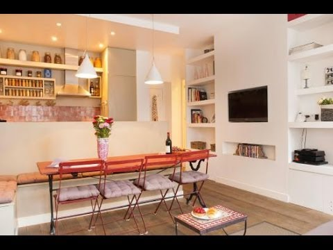 "Video Tour:  Paris Rental Apartment ""Le Tresor du Marais"""