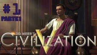 Civilization V - Gameplay Ita - #1 L