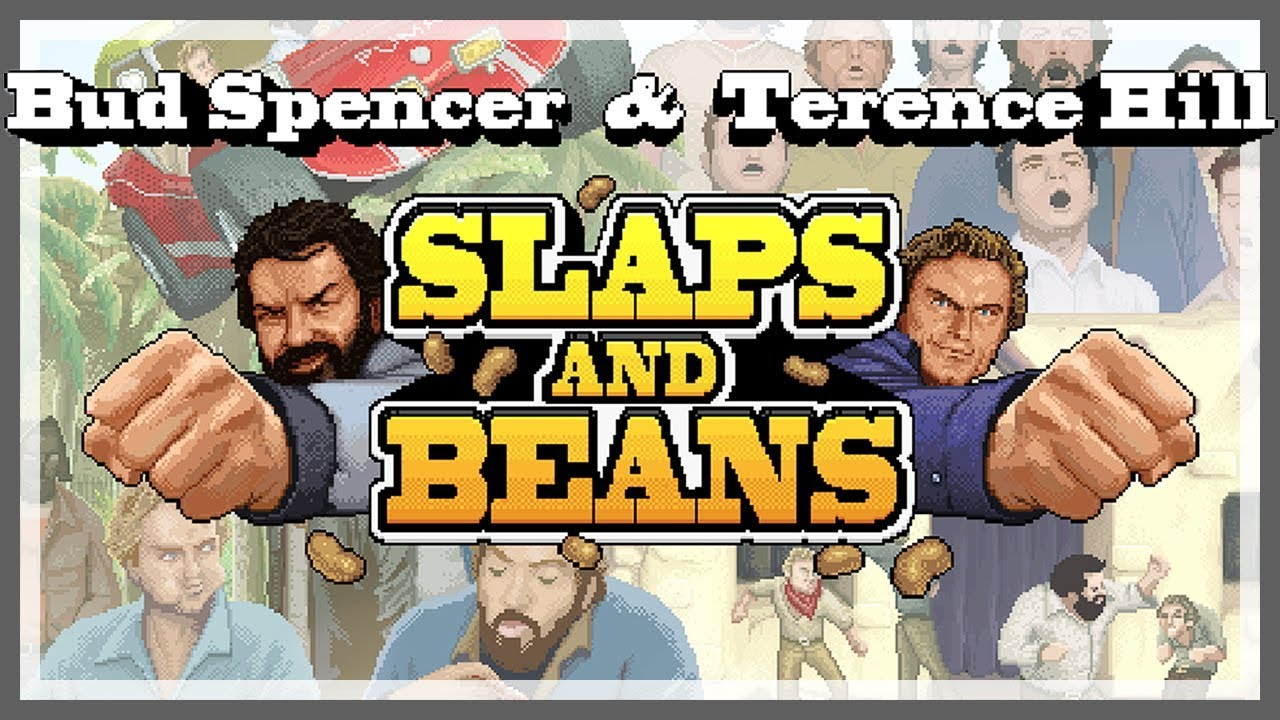 Lets Test 240 Bud Spencer Terence Hill Slaps And Beans