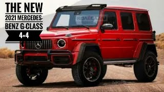 Research 2021                   MERCEDES-BENZ G-Class pictures, prices and reviews