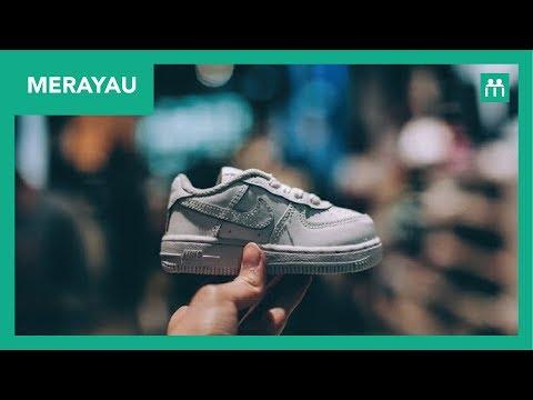 Merayau | JD Sports Malaysia @ Sunway Pyramid