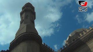 زخارف مسجد السلطان حسن تعطي طاقة إيجابية للإنسان والمكان