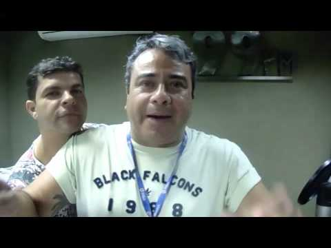 Portal Aviz na melhor rádio de Belém 99fm, diz ai Aldrin Gonçalves.