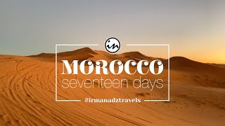 17 Days in Morocco
