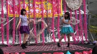 candydoll 広島ロコドルフェスティバル 2014/11/16