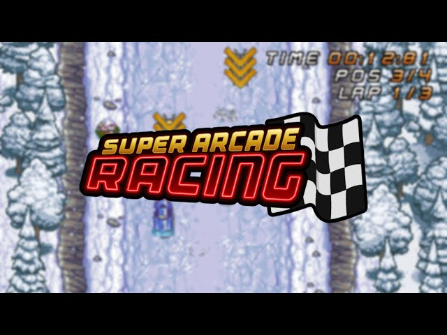 Super Arcade Racing - The Trailer