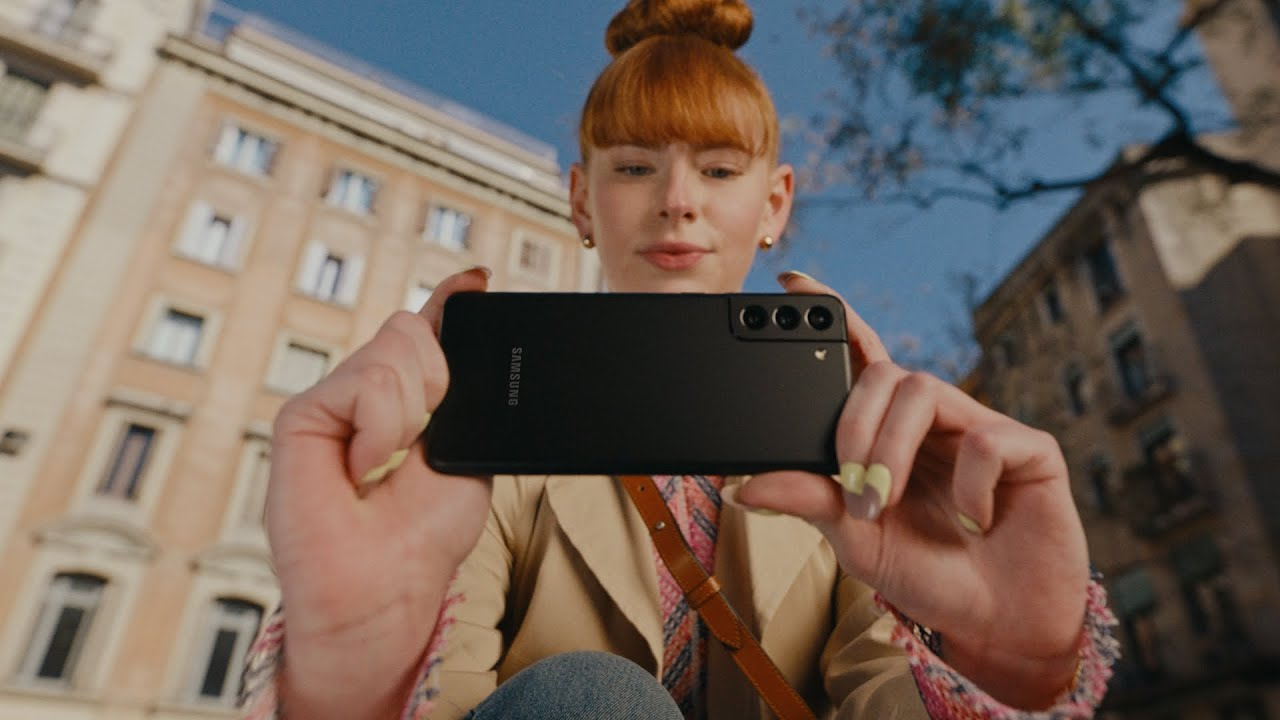Galaxy S21 Series Official Film: Capture Epic   Samsung