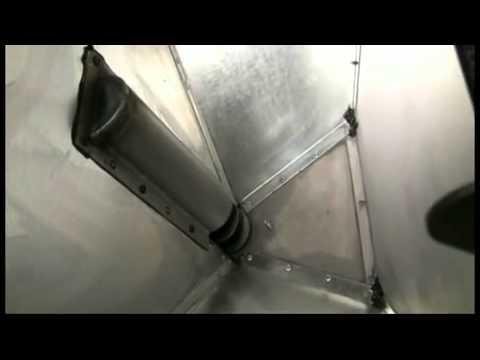 how to clean envirofire pellet stove
