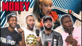 LISA - 'MONEY' EXCLUSIVE PERFORMANCE VIDEO   REACTION