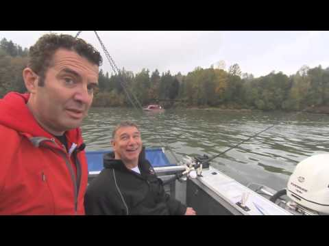 RMR: Rick Goes Sturgeon Fishing with Rick Hansen