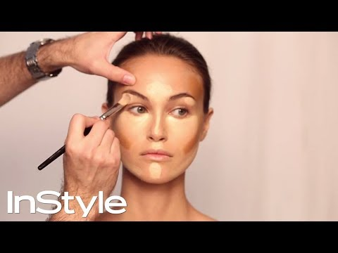 how-to-contour-your-face-in-5-easy-steps-|-makeup-tutorial-|-instyle