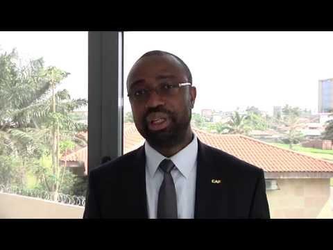Interview: Junior Binyam (CAF Media Manager) - Orange Africa Cup of Nations, EQUATORIAL GUINEA 2015